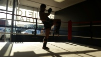 Muay Thai Knees in Seattle, Pacific Muay Thai