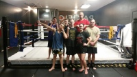 Pacifc Muay Thai Group Pic 3