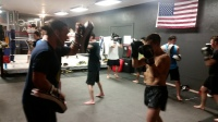 Pacific Muay Thai Classes / Seattle Muay Thai / Kickboxing /Kids Martial Arts