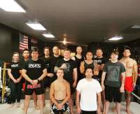 Pacific Muay Thai Group Pic