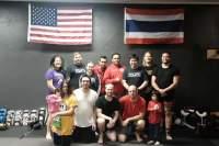 Seattle Muay Thai Seminar with Master Jud / Pacific Muay Thai