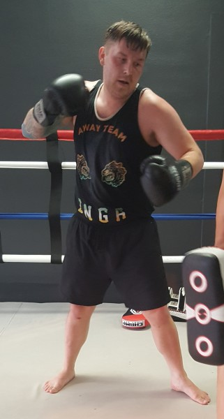 Pacific Muay Thai Instructor Eric