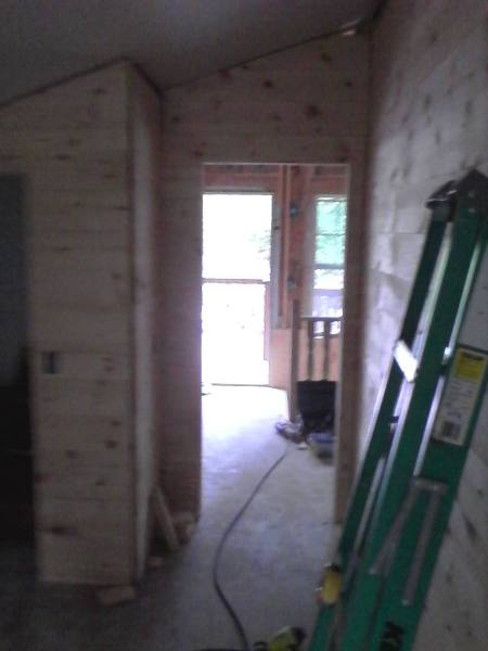 Drywall & rustic interiors