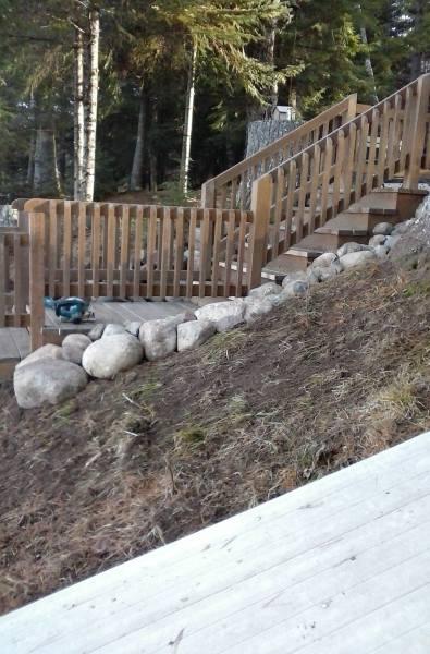Railings-Decks- Stairs-Walkways