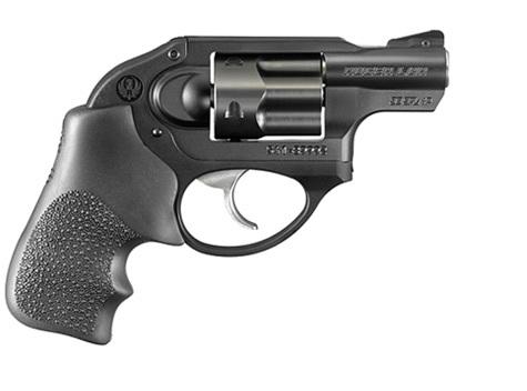 Ruger LCR 38 spl +P revolver