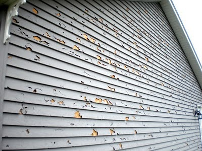 Atlana Vinyl Siding Damage