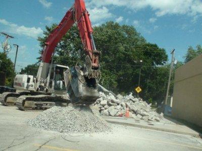 Concrete Recycling