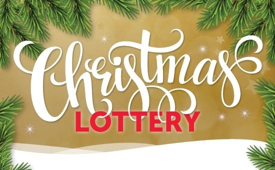 Christmas Lottery Tonight