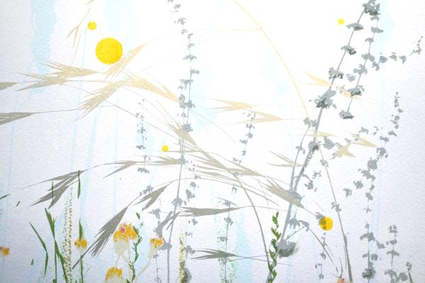 Morning Meadow - Yellow