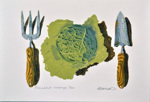 Breakfast Cabbage