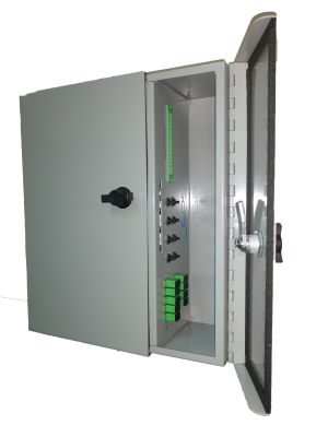 PASSIVE OPTICAL LAN POWER DISTRIBUTION