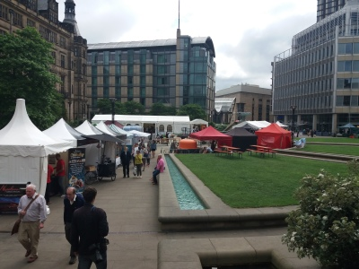 Sheffield Food Festival 2017