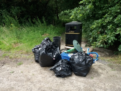 July Litter Pick