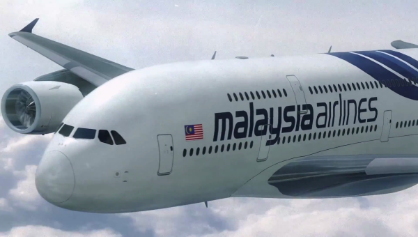 A380 Malaysian Airlines
