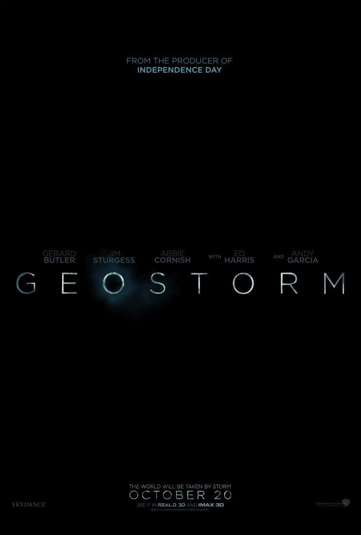 Geostorm 2017 Official Trailer