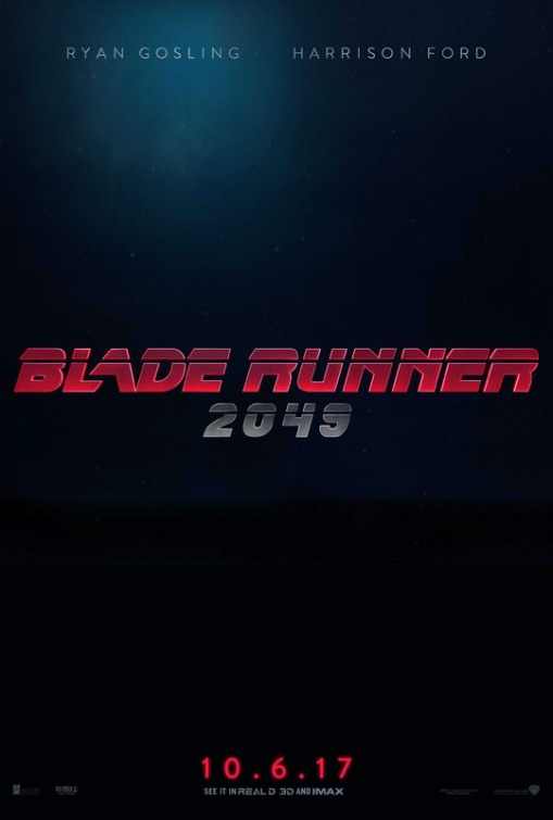 BLADE RUNNER 2049 Featurettes and Trailers