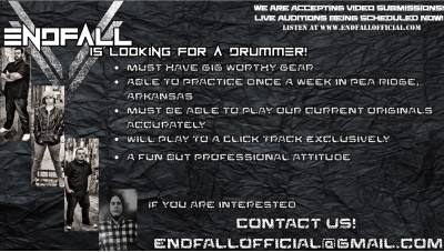 We Are Looking For A Drummer! Interested?