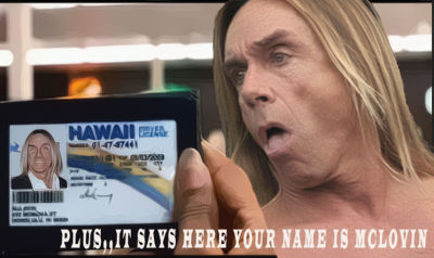 Iggy Pop Refused Service at 7-11!