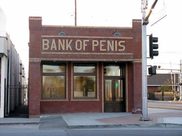 Man Opens Penis Bank in Germany!