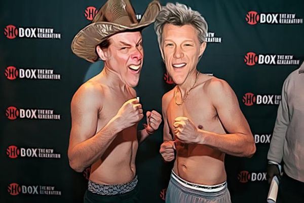 Ted Nugent to Fight Bon Jovi!