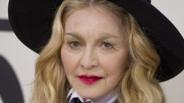Madonna Rips Out Her Own Uterus in Protest!