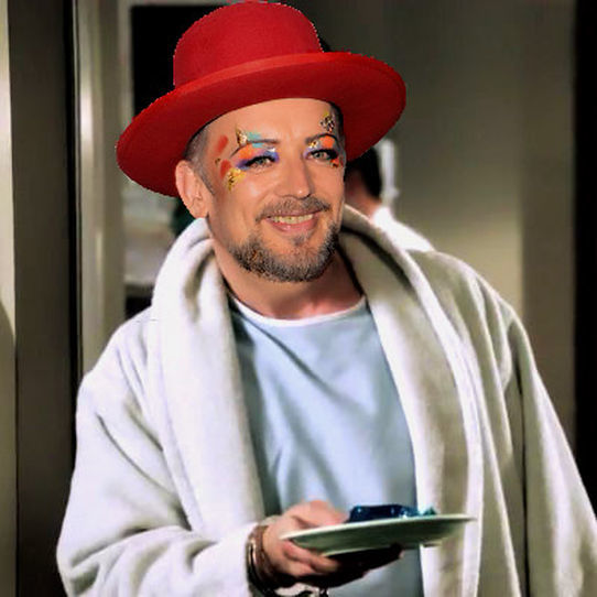 Boy George Has Sphincter Rejuvenation Surgery!