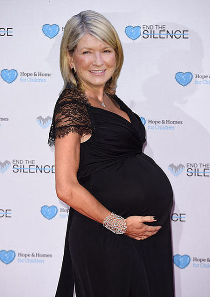 Martha Stewart Pregnant! Snoop Dogg, You Are The Father!