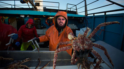 Ringo Starr Joins Cast of Deadliest Catch!