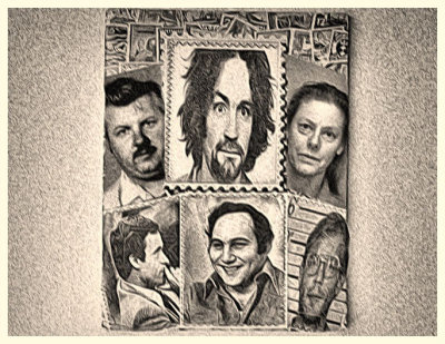 USPS Announces Serial Killer Stamps!