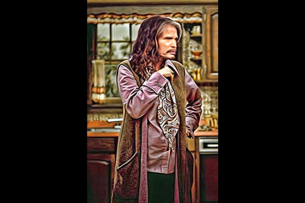 Steven Tyler to Star as 'Maude' on New Sitcom!