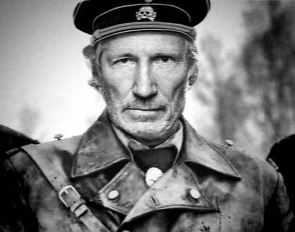 Roger Waters in Nazi Gear, Kicks Israeli Child at Radiohead Concert!