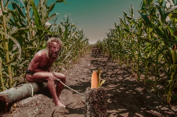 Man Emerges From Corn Maze After 17 Years!