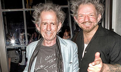 Keith Richards' Brother Releases New Tell All Book!