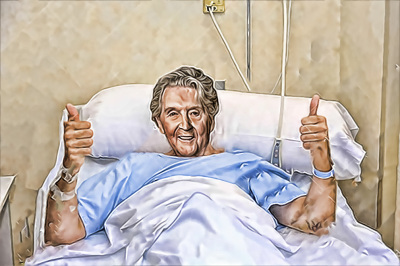 Jerry Lee Lewis Viagra Horror! 48 Hr. Erection Ends in Gangrene of the Penis!