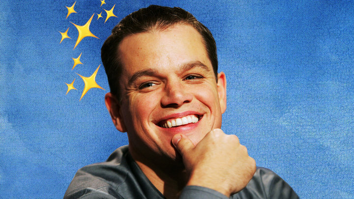Matt Damon Eaten By a Dingo!
