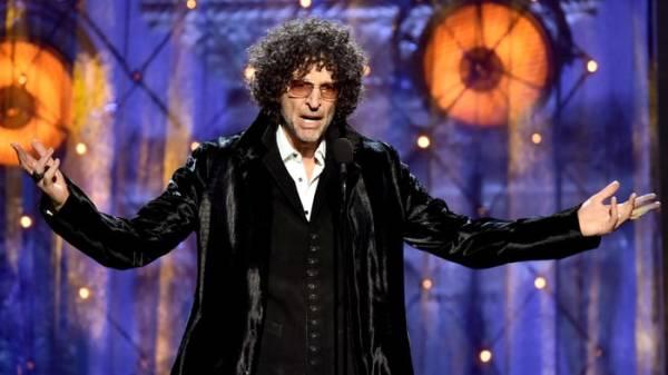 Howard Stern Shocking Wardrobe Malfunction! No One Notices!