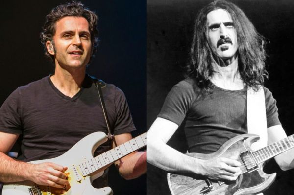 Dweezil Officially Changes Name to 'Frank Zappa'!