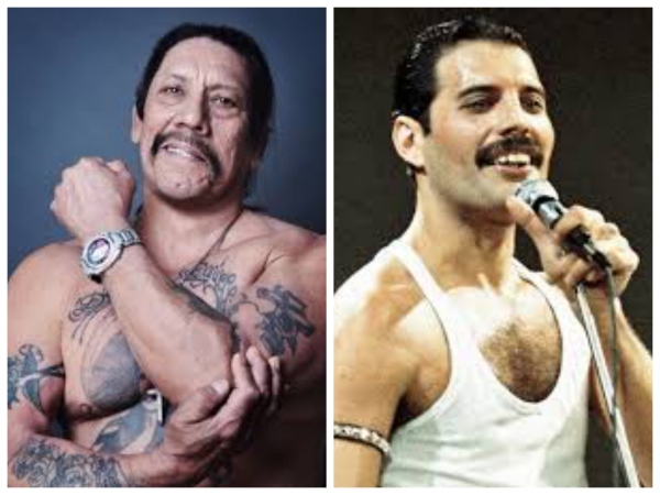 Danny Trejo To Play Freddie Mercury in New Queen BioPic!
