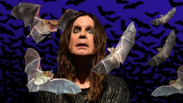 Ozzy Attacked By Bats!