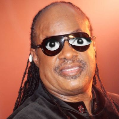 Stevie Wonder Gets Charles Manson's Eyes in Transplant Operation!