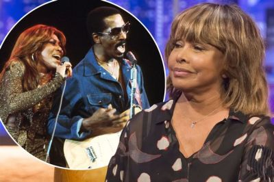 Tina Turner Confesses to Peeing on Ike's Grave!