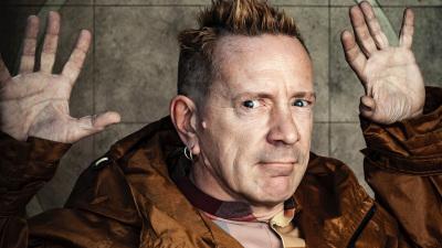 John Lydon Appears on Carpool Karaoke! James Corden Flees Car in Tears!