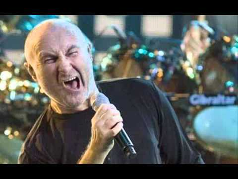 Phil Collins Anally Impaled by Drum Stool! Pranked by Jimmy Page!