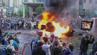 Rock n Roll Fans Riot! Burn The Rock Hall of Fame to the Ground!