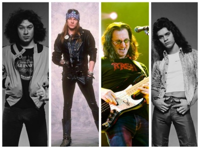 Axl Rose, Geddy Lee to Tour With Van Halen! David Lee Roth & Michael Anthony Out!