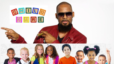 R Kelly Opens Daycare Center!