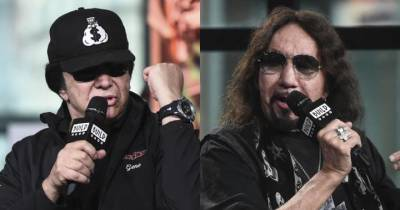Ace Frehley Claims Gene Simmons Attacked Him w/Bleach & Noose in Chicago!