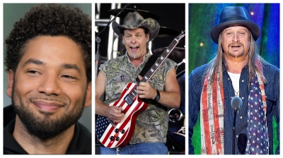 "Jussie Smollett: ""Kid Rock & Ted Nugent Nailed Me To a Cross in Detroit!"""