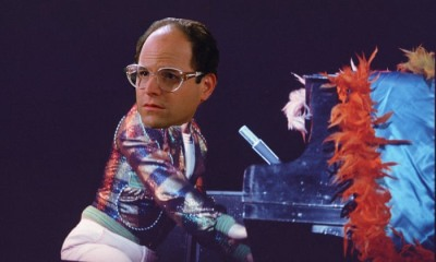 George Costanza to Play Elton John in New Biopic!