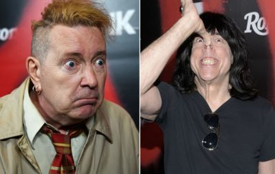 John Lydon Beats Marky Ramone with Sock Full of Quarters!